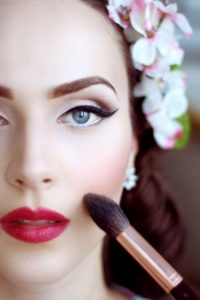 Why doing make-up in San Bernardino is essential?